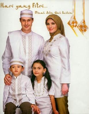 Model Busana Muslim Terbaru 2018