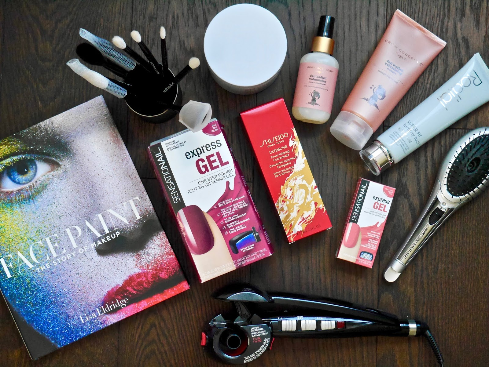 Canadian beauty, beauty, skincare, haircare, body care, makeup tools, books, manicure, pedicure