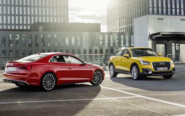 EuroNCAP classifica 5 estrelas para Audi Q2 e Audi A5