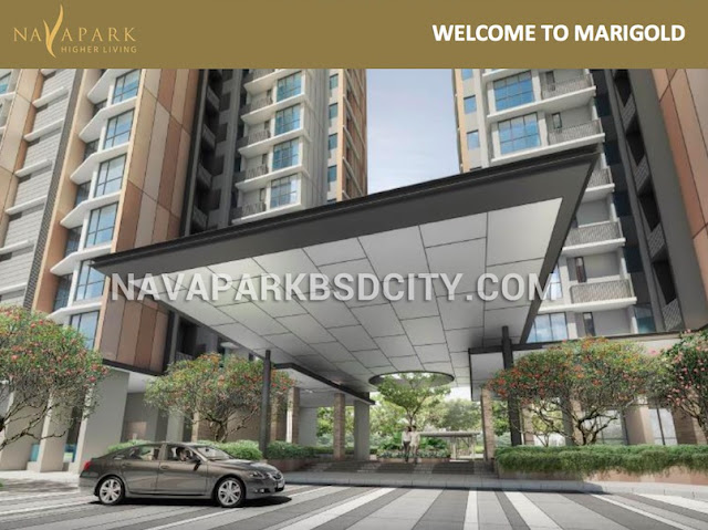 Marigold NavaPark Entrance
