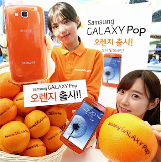 Samsung Galaxy Pop Announced For Korea