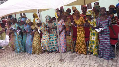 We didn't eat for 40 days - Chibok girls