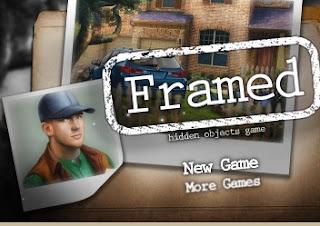 Framed Hidden Object Games Online