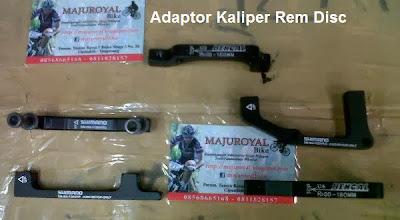 Adaptor Caliper di Majuroyal