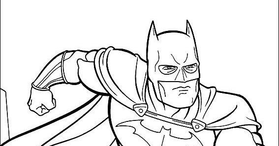 Desenhos Para Colorir Desenhar E Pintar Desenhos Do Batman Para