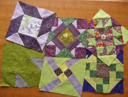 Grandmother's Choice blocks