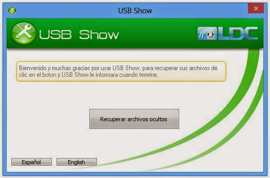 usb show descargar gratis en español
