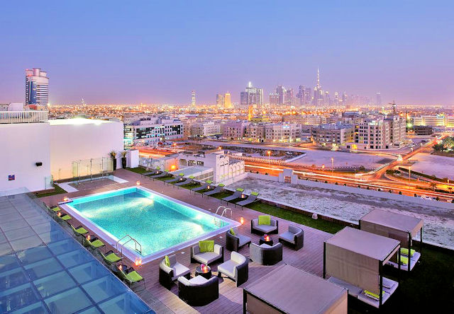 Hotel Melia Dubai (C) Hotel