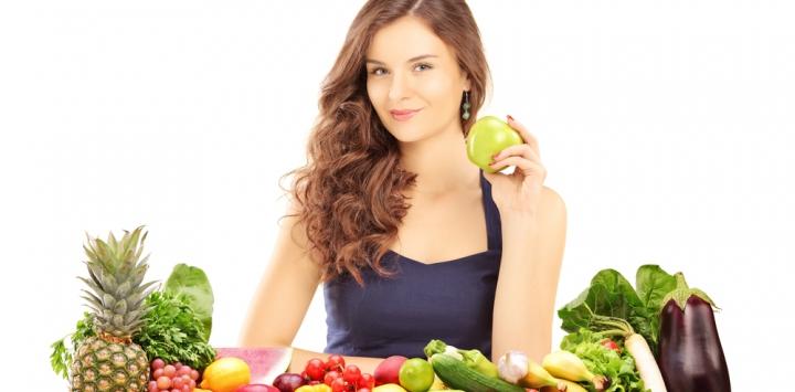 Dieta con alimentos orgánicos