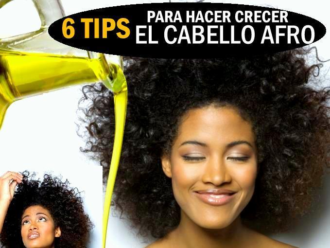 Remedios para hacer crecer el pelo rizado