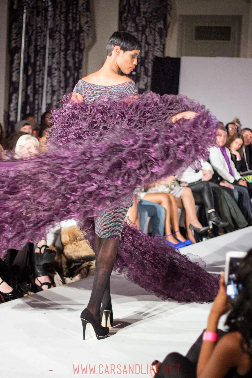 London Fashion Week 2014 | Fashions Finest Show Part II