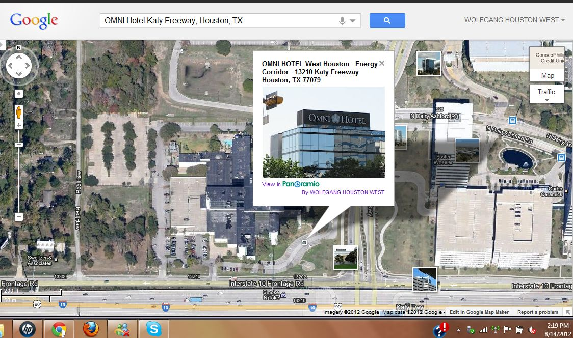 Energy Corridor OMNI Hotel on the Google