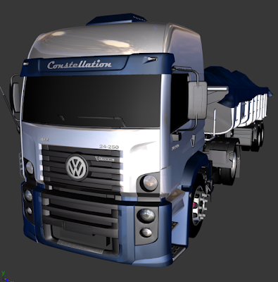 Constellation 4x2 + Caçamba 2 Eixos