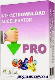 برنامج التحميل من الانترنت Internet Download Accelerator
