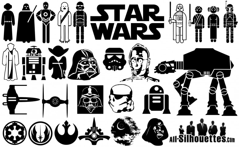 Where To Find Free Star Wars Svgs Project Ideas