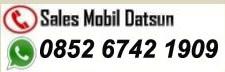 Promo Kredit Mobil Datsun 2017