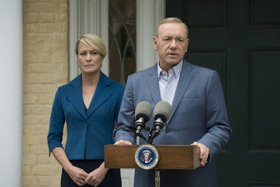 Watch House of Cards season 5 on Netflix USA with a United States VPN