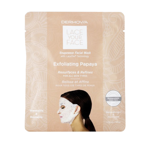 Dermovia Lace Your Face Mask UK