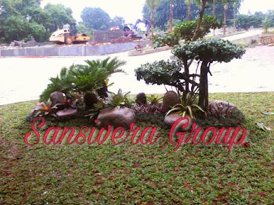 Kontraktor Taman dan Arsitek Taman
