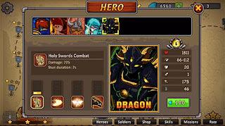 Game Frontier Wars V1.2 MOD Apk ( Unlimited Money/Diamond )