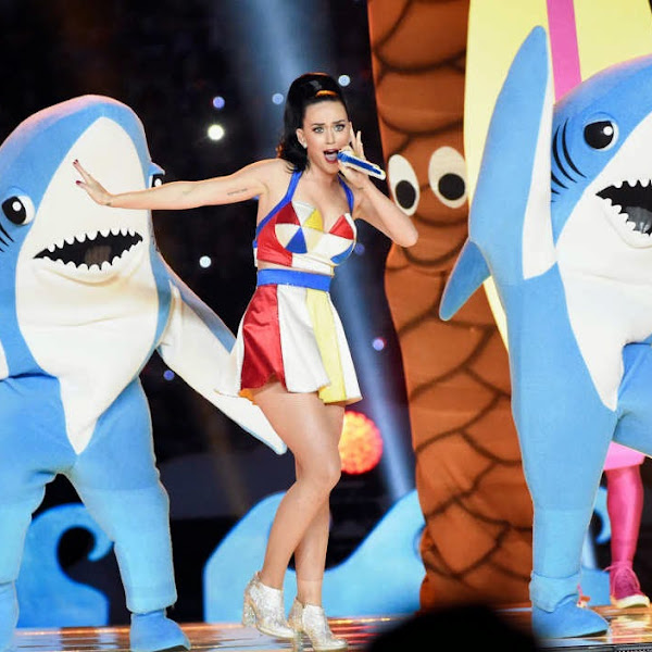 One Fish, Two Fish - LEFT Shark, RIGHT Shark