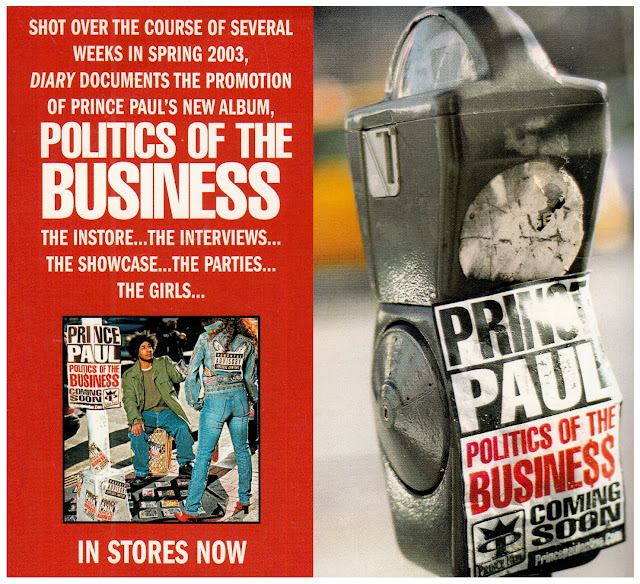 The Diary of Prince Paul 2003 Politics of the Business Documentary