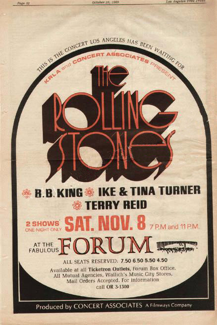 Flyer Goodness Art Of The Rolling Stones Posters And