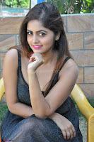 Pragya Nayan New Fresh Telugu Actress Stunning Transparent Black Deep neck Dress ~  Exclusive Galleries 055.jpg
