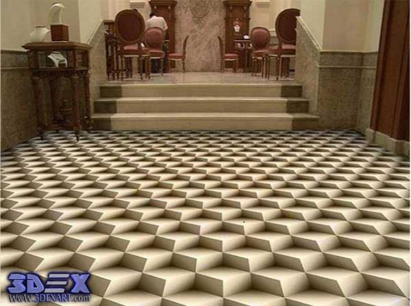 All secrets of 3d epoxy flooring and 3d floor art designs for Cost of a mural