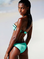 Jasmine Tookes sexy bikini models photo shoot for Victoria's Secret Swimwear