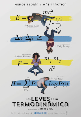 The Laws of Thermodynamics Poster