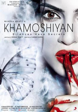 Khamoshiya movie poster