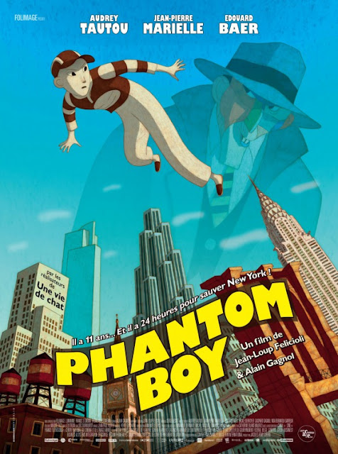Phantom Boy (2015) BRRip ταινιες online seires oipeirates greek subs