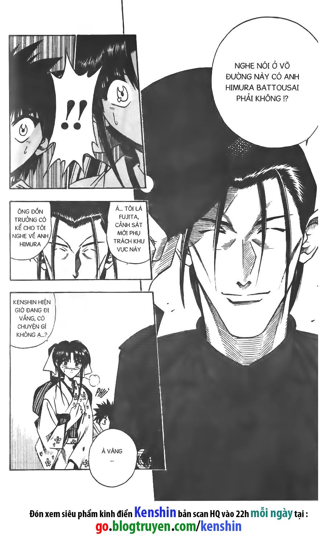 Rurouni Kenshin chap 50 trang 19