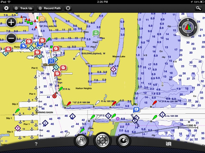 i-Marine Apps: Garmin BlueChart Mobile Please!