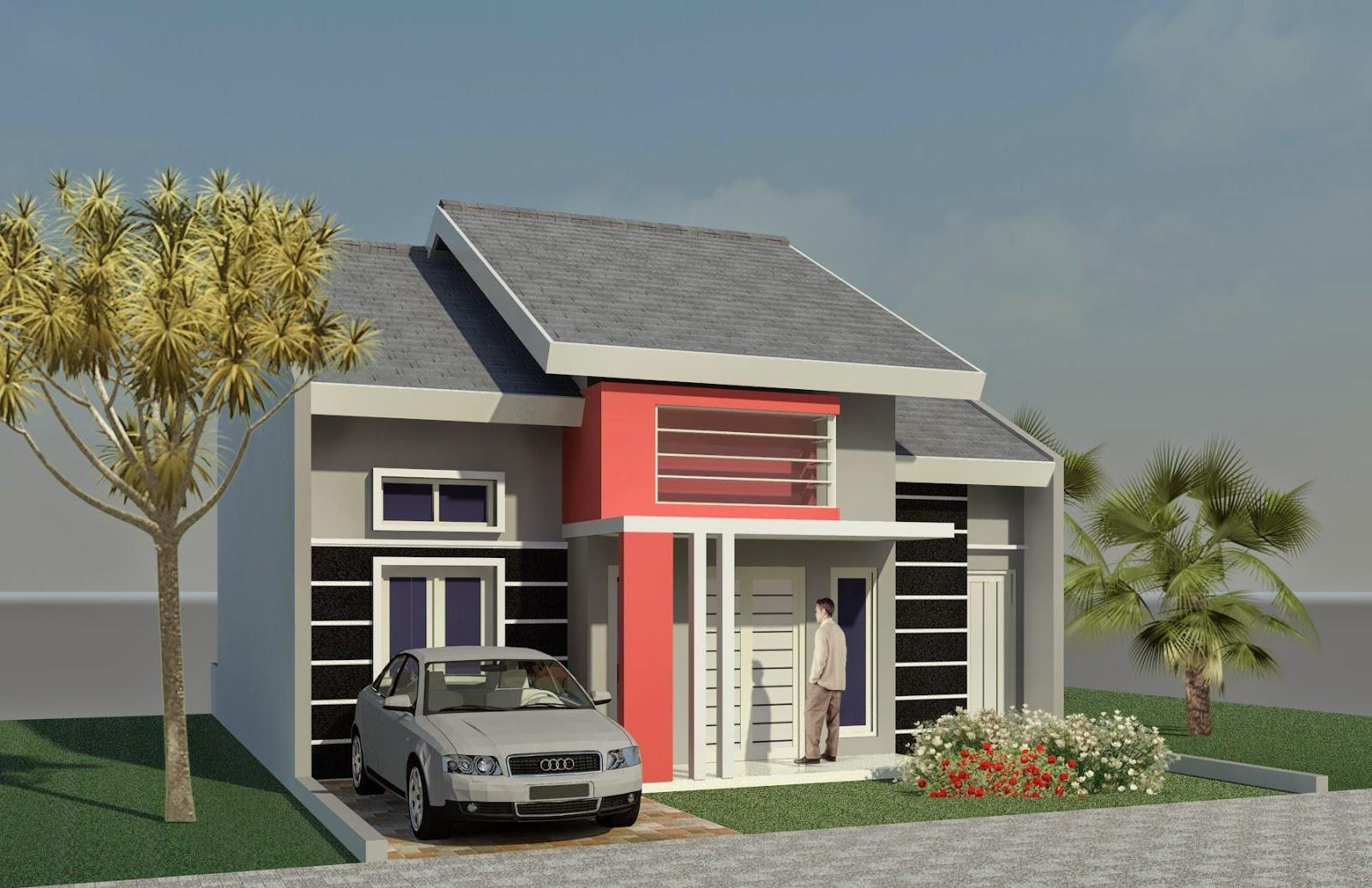 model rumah minimalis type 70 foto gambar terbaru