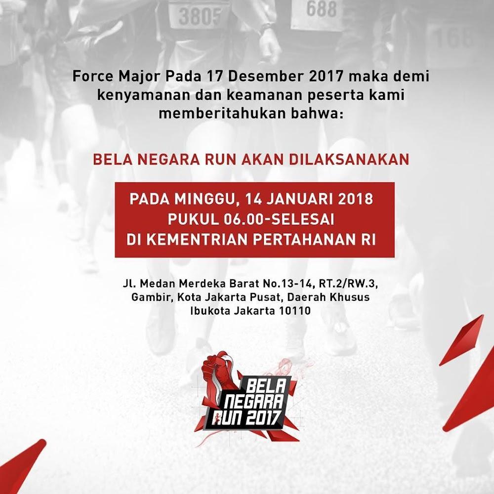 Bela Negara Run • 2017