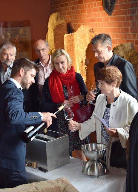 Vorprobe der Versteigerungsweine des VDP in der Römerhalle Bad Kreuznach
