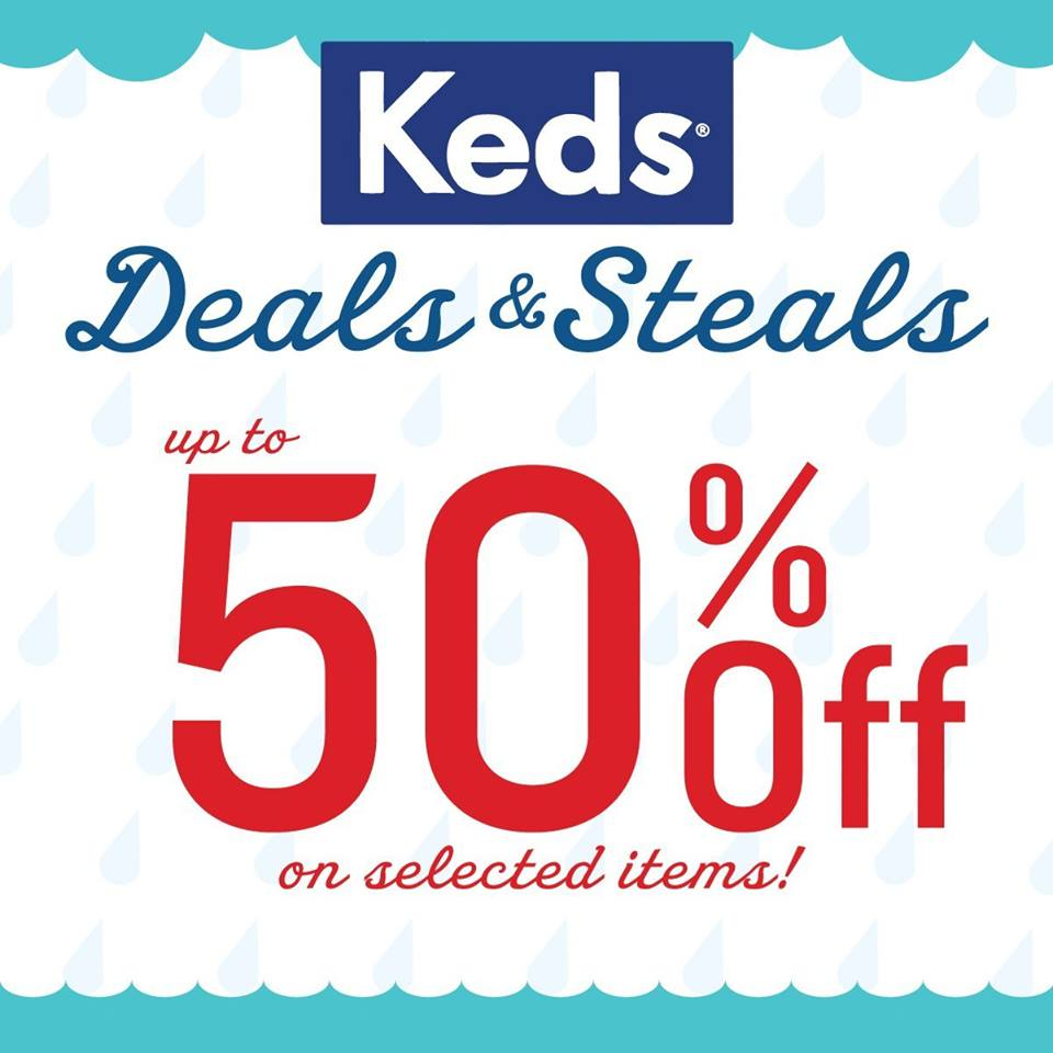 6f143ff6a68a2 Manila Shopper  Keds SALE at Robinsons Magnolia  July-Aug 2013