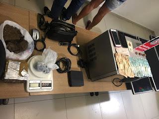 Ladrões invadem festa, roubam bolo de aniversário e mais de R$ 10 mil na PB