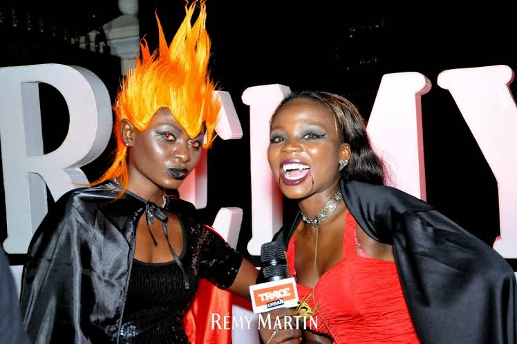 v Pics from all the scary fun at The Club With Remy Halloween edition