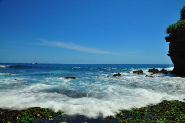 Panorama Pantai Jogan Gunungkidul