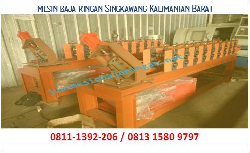 mesin baja ringan Singkawang Kalimantan Barat
