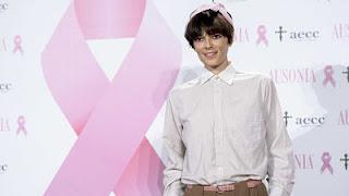 bimba bosé, cáncer de mama, ausonia