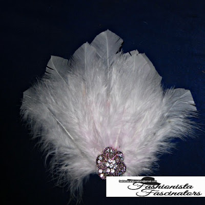 Buy wedding feather fascinators Nairobi Kenya