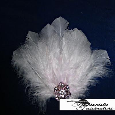 Buy wedding feather fascinators Nairobi Kenya