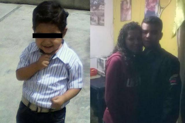 Una pareja de Catia mató a su hijo de 4 años a golpes