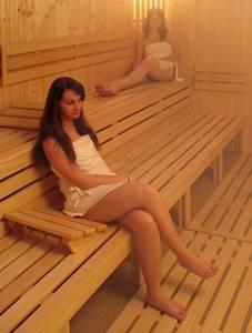 Ni el sauna ni el baño turco te ayudan a curar la gripe