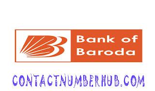 Bank of Baroda Toll Free Number