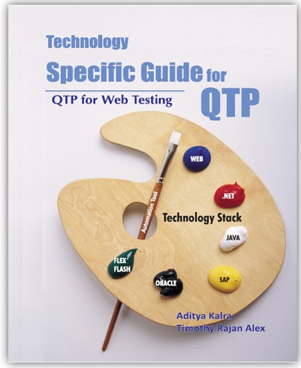 Technology Specific Guide For Qtp For Web Testing Pdf